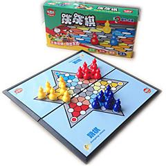 Brettspiel Schachspiel Spielzeuge Spielzeuge Quadratisch Spielzeuge Klappbar keine Angaben Kinder Stücke