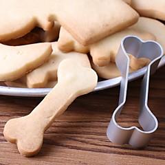 Molde Para Chocolate Para Biscoito para Candy Alumínio Bricolage