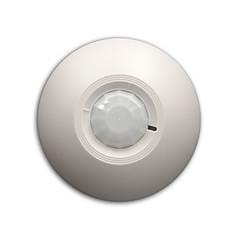 12v vezetékes PIR mozgásérzékelő riasztó infravörös érzékelő 360 fokos kimutatási mennyezeten szereléshez relé no.nc opcionális