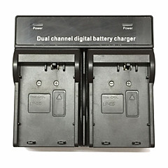 LPE5 EU Digital Camera Battery Dual Charger for Canon EOS 500D 1000D 450D