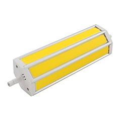14W R7S LED-spotlights Tub 3 COB 1350 LM Varmvit Kallvit V 1 st