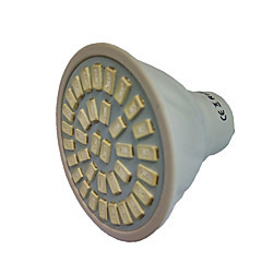 2W GU10 GU5,3(MR16) E27 LED-kasvivalo MR16 35 SMD 5733 99-222 lm Punainen Sininen AC110 AC220 V 1 kpl