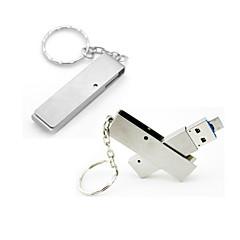 2 in 1 usb type-c / usb-een flash drive of waterdichte flash disk 64gb