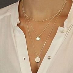 Pentru femei Coliere cu Pandativ Colier lung, Bijuterii Aliaj La modă Sexy costum de bijuterii Bijuterii Pentru Petrecere Zilnic Casual