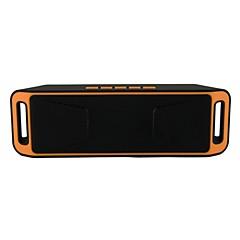 sc208 야외 무선 블루투스 스피커 모바일 컴퓨터 서브 우퍼 휴대용 미니 오디오 카드 지능