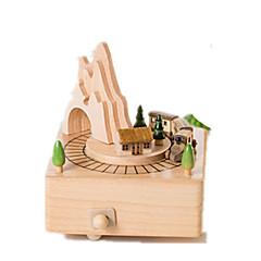 Music Box Kula Model / klocki Tworzywo sztuczne Dla obu płci