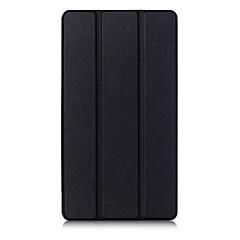Pu lederen hoesje hoesje voor lenovo tab3 tab 3 7 plus 7703 7703x tb-7703x tb-7703f 7 inch tablet voor lenovo tab3 7 plus