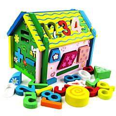 Blocs de Construction Pour cadeau Blocs de Construction Maquette & Jeu de Construction Maison 2 à 4 ans 5 à 7 ans 8 à 13 ans 14 ans & Plus