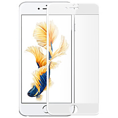 Για Apple iphone 7 μπροστινή οθόνη προστατευτικό γυαλί από γυαλί πλήρους οθόνης λευκό