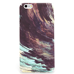 Voor apple iphone 7 7plus case cover patroon back cover case kleurgradiënt harde pc 6s plus 6 plus 6s 6