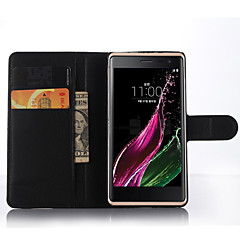 The Lychee Stripe Card Holder Protects The Leather Case for The LG Series