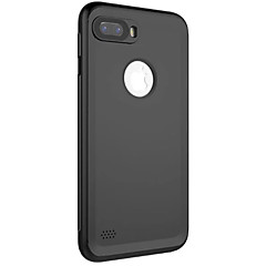Til iPhone 8 iPhone 8 Plus Etuier Vandtæt Heldækkende Etui Helfarve Blødt Kunstlæder for Apple iPhone 8 Plus iPhone 8 iPhone 7 Plus