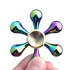 Fidget Spinners Przędzarka ręczna Zabawki Zabawki Metal EDCFocus Toy Zwalnia ADD, ADHD, niepokój, autyzm Stres i niepokój Relief Zabawki