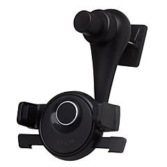 Ziqiao universele auto luchtventilator mobiele telefoon houder uitlaatbeugel in de auto mount voor iphone 5s 6 7 samsung gps accessoires