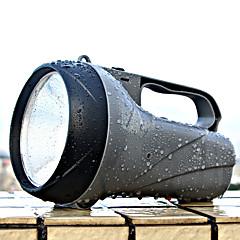 YAGE Latarki LED LED Lumenów 2 Tryb LED Inne Akumulator High Power Przysłonięcia Obóz/wycieczka/alpinizm jaskiniowy Polowanie Wspinaczka