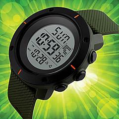 Heren Dames Sporthorloge Dress horloge Modieus horloge Polshorloge Unieke creatieve horloge Chinees DigitaalKalender Chronograaf