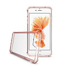 Akryl cover med gennemsigtig airbag til iphone serien