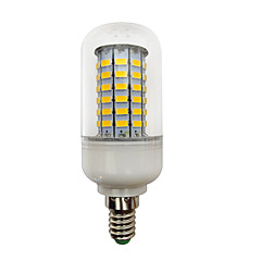 4.5W E14 B22 Ampoules Globe LED T 69 SMD 5730 420 lm Blanc Chaud Blanc Froid V 1 pièce