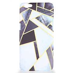 Voor oppo r9s r9s plus case cover patroon achterhoes hoesje geometrische patroon harde pc r9 r9 plus