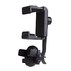 Ziqiao universele ondersteuning 360 graden auto telefoon houder auto achteruitkijkspiegel mount houder houder voor iphone 5s 6s 7plus