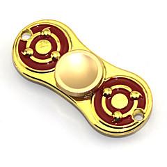 Fidget Spinner Zainspirowany przez Naruto Sasuke Uchiha Anime Akcesoria do Cosplay Naszyjnik Chrom