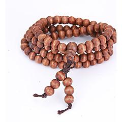 Dames Heren Strand Armbanden Wikkelarmbanden Sieraden Natuur Modieus Hout Sieraden Voor Speciale gelegenheden