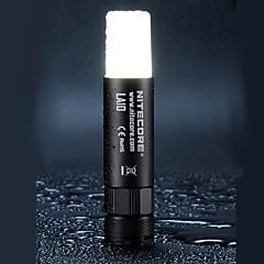 Φακοί LED LED 135 Lumens 3 Τρόπος Cree AA Μίνι Επαναφορτιζόμενο Περιστροφή 360° Μικρό Μέγεθος Με ροοστάτη