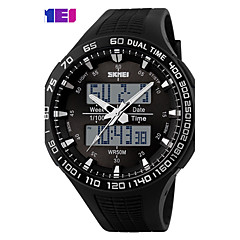 Women's Men's Sports Watch LED digital Wristwatch Diving Zone 50M Waterproof Electronic Multifunction Military Watches