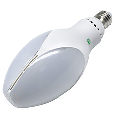 28W E27 LED-bollampen 144 SMD 2835 2650-2750 lm Warm wit Koel wit Decoratief V 1 stuks