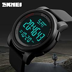 Dames Heren Sporthorloge Dress horloge Slim horloge Modieus horloge Polshorloge Unieke creatieve horloge Chinees DigitaalKalender