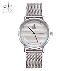 SK Damskie Ladies ' Do sukni/garnituru Modny Zegarek na bransoletce Unikalne Kreatywne Watch Chiński KwarcowyWodoszczelny Odporny na