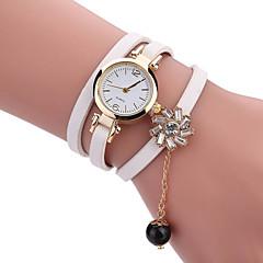 Damskie Ladies ' Modny Na codzień Zegarek na nadgarstek Zegarek na bransoletce Unikalne Kreatywne Watch Kwarcowy PU PasmoZ Wisorkami