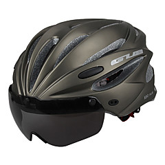 Unisex Bisiklet Kask N/A Delikler Bisiklet Dağ Bisikletçiliği Yol Bisikletçiliği Eğlence Bisikletçiliği Bisiklete biniciliği L: 58-61CM