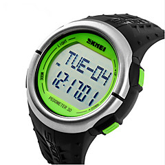 Inteligentny zegarek Wodoszczelny Długi czas czuwania Spalone kalorie Krokomierze Rejestr ćwiczeń Sportowy Pulsometr Wielofunkcyjne