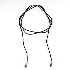 Dame Tørklæde Halskæder Smykker Smykker Legering Mode Euro-Amerikansk Smykker Til Fest Speciel Lejlighed