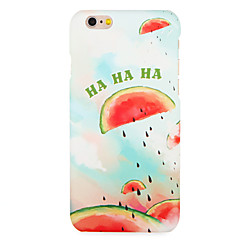 Voor apple iphone 7 7plus case cover patroon back cover case fruit harde pc 6s plus 6 plus 6s 6 5s 5