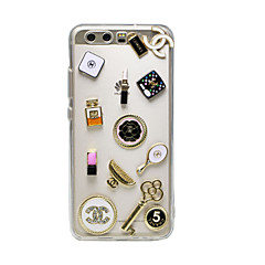 Do huawei p10 p10 plus diy ręcznie robione osobiste mody telefon powłoka p9 p9 lite p8 p8 lite