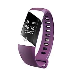 Yya10 kobieta mężczyzny inteligentna bransoleta / smarwatch / monitor tętna monitor sm sprężystka spania monitor kolorowy ekran do ios
