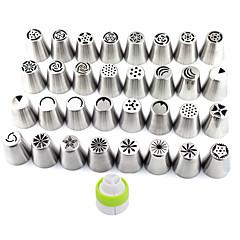 32조각/세트 베이킹 & 패스트리 도구 잡다한 것 케이크 쿠키 Cupcake 플라스틱 베이킹 도구 고품질 비 스틱 DIY