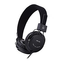 JKR 101 Στο αυτί Κεφαλόδεσμος Ενσύρματη Ακουστικά Κεφαλής Ηλεκτροστατικό Κινητό Τηλέφωνο Ακουστικά Απομόνωση θορύβου HIFI Ακουστικά
