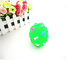 Cat Toy Dog Toy Pet Toys Ball Cute Nobbly Wobbly Silicone
