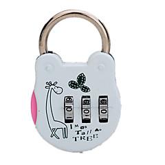 114 çekmece&Dolap kilidi şifre kilidi 3 haneli şifre dail lock şifre kilidi