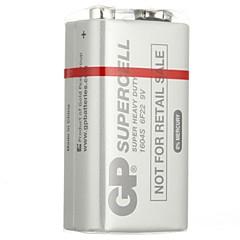 gp 1604s 9V μη επαναφορτιζόμενη μπαταρία