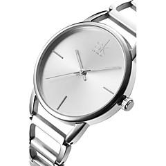 SK Dames Modieus horloge Armbandhorloge Unieke creatieve horloge Japans Kwarts Waterbestendig Stootvast Metaal Legering Band Vintage
