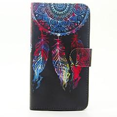 Tilfælde til wiko lenny 3 lenny 2 tilfælde dække drømmemønster pu læder tasker til wiko solnedgang 2