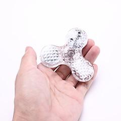 Fidget spinners Hand Spinner Draaitol Speeltjes Speeltjes Kunststoffen EDCStress en angst Relief Focus Toy Relieves ADD, ADHD, Angst,