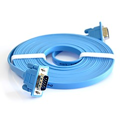VGA Kabel, VGA to VGA Kabel Mannelijk - Mannelijk 20.0m (60ft)