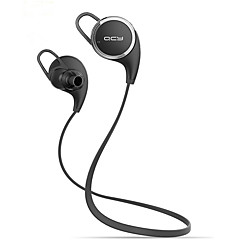 qcy qy8 μίνι ασύρματο στερεοφωνικό σπορ τρέξιμο Bluetooth ακουστικά ακουστικά ακουστικά (λευκό&μαύρο)