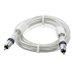 2RCA Kabel, 2RCA to 2RCA Kabel Mannelijk - Mannelijk Verguld koper 12,0 (39Ft)