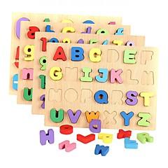 Εκπαιδευτικό παιχνίδι Ορθογώνιο Numbăr Γράμμα 1-3 ετών 3-6 ετών